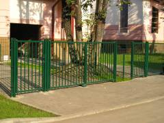 Ворота калитки :фото 1