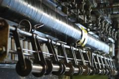 Завод металлических сеток - оборудование